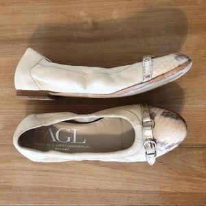 AGL ATTILIO GIUSTI LEOMBRUNI • Ballet Flats